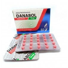 Данабол Danabol (Метан) 10мг 100 таб