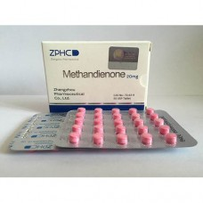 Methandienone  (Метан) 50 таб по 20 мг