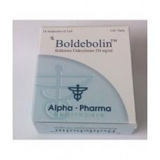 Boldebolin (Boldenone 250мг) 10 ампул 250 мг/мл-1мл