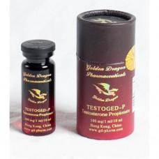 Testoged-P (Тестостерон пропионат) 10ml - 100mg/ml