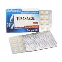 Туранабол Turanabol (100 таб 10мг Balkan)